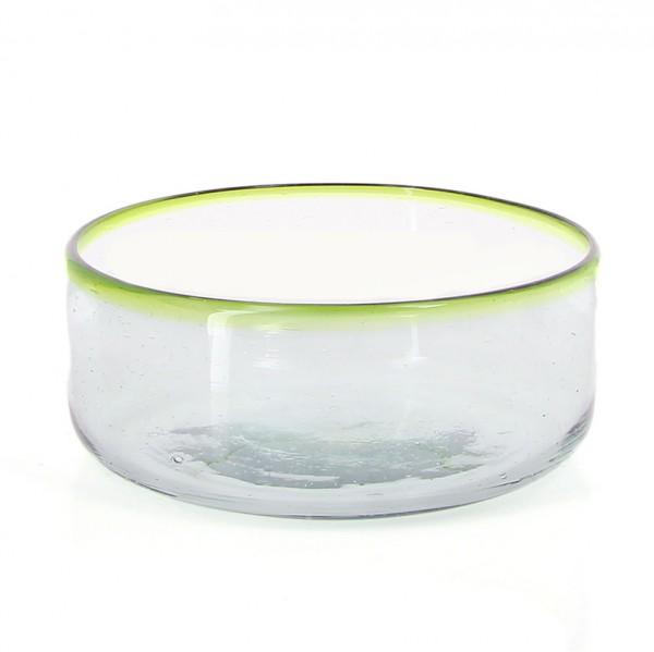 Salatschale VERDE, Glas