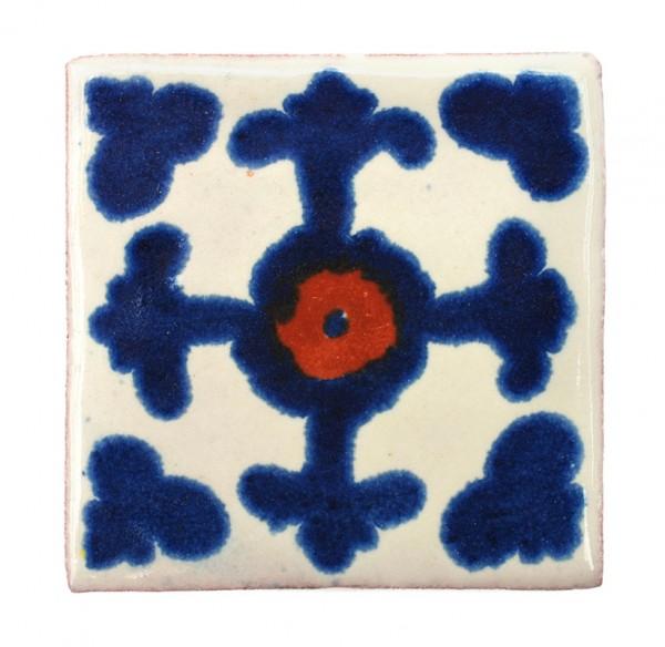 Fliese VALENCIA AZUL 5 x 5, Keramik