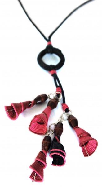 Halskette TORNADO, Baumwolle