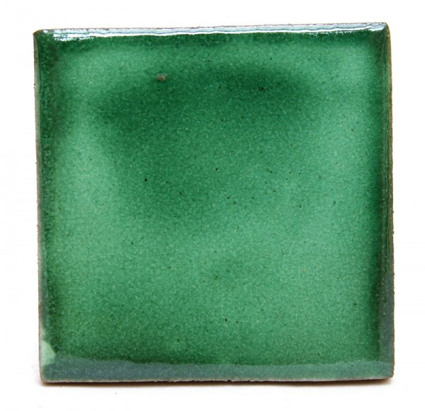 Fliese UNI GRÜN GEWASCHEN 5 x 5, Keramik