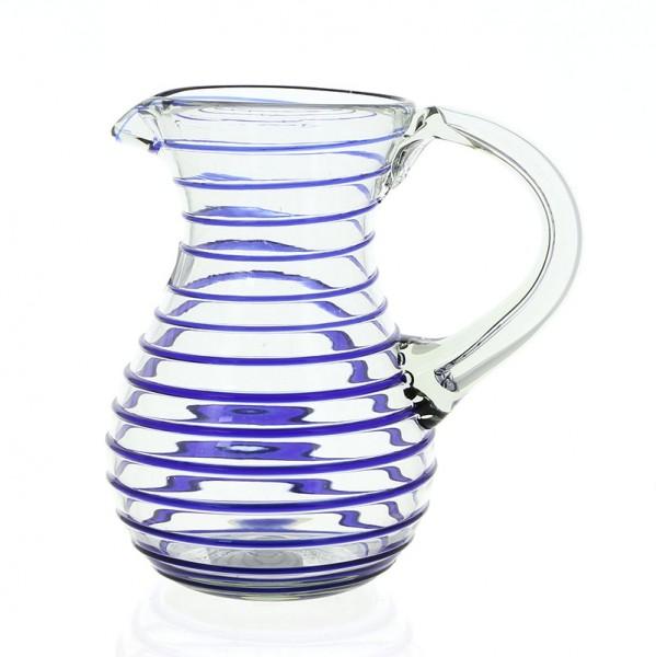 Krug JARRA ESPIRAL, Glas