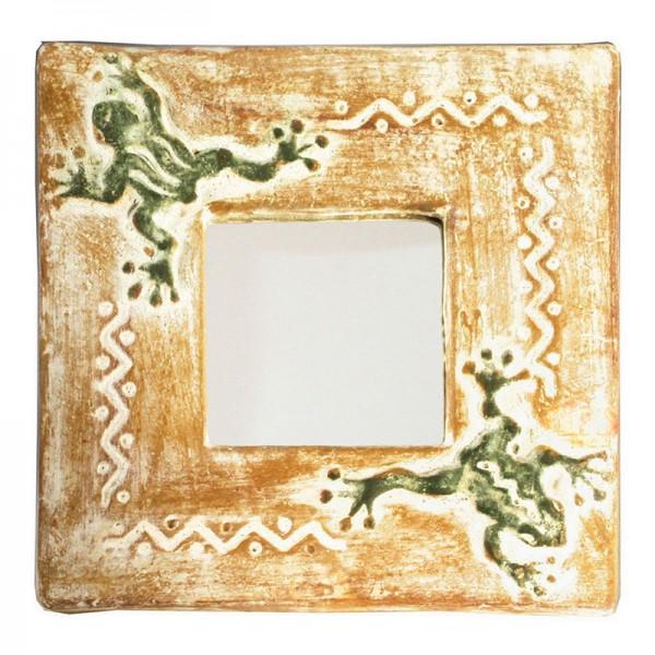 Spiegel FROSCH, Keramik