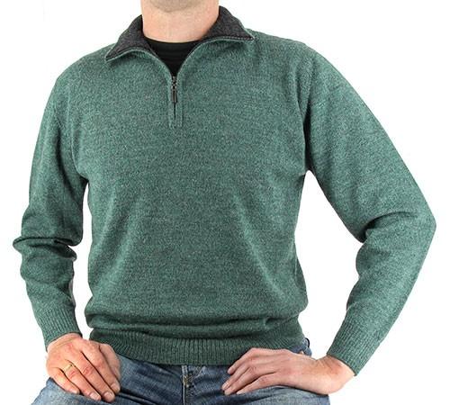 Herrenpullover FERNANDO, Wolle