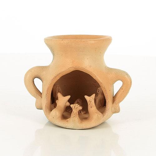Krippe KRUG, Keramik