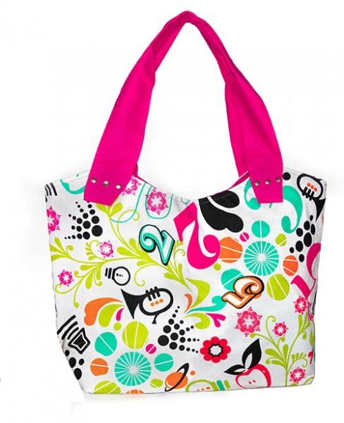 Strand-Tasche SWING, Baumwolle