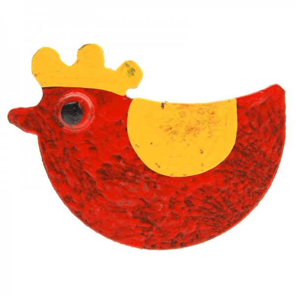 Magnet HUHN, Metall