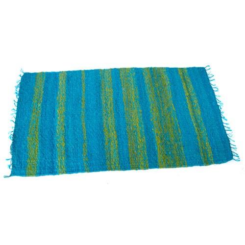Teppich CURITÍ, Palmblatt-Faser