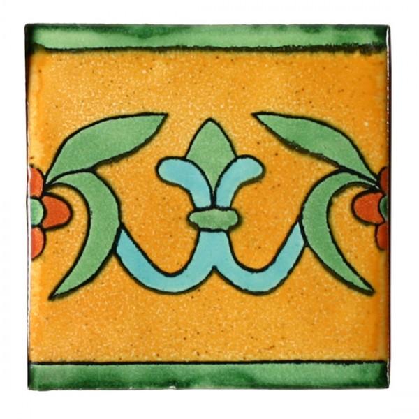 Fliese LILIA MOSTAZA 10 x 10, Keramik