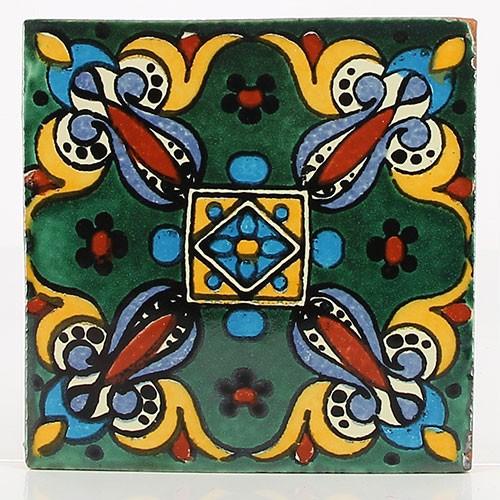 Fliese ARELY VERDE 10 x 10, Keramik