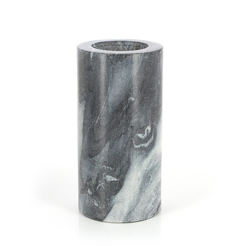 Teelichthalter GIBUS, Marmor