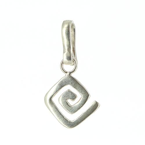 Anhänger ETENIA, 950er Silber