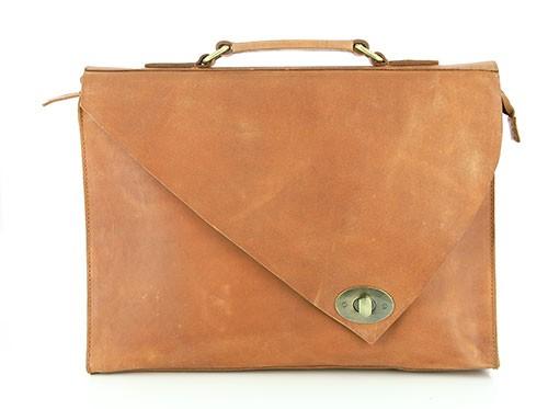 Business Bag LEVY, Ökoleder