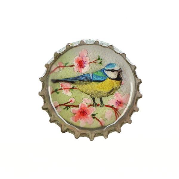 Magnet BIRD, Kronkorken