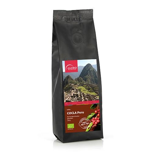 Bio-Kaffee COCLA PERU, gemahlen