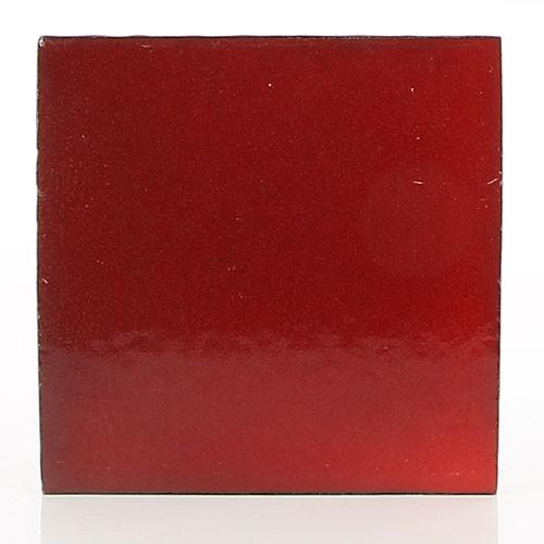 Fliese UNI ROT 10 x 10, Keramik