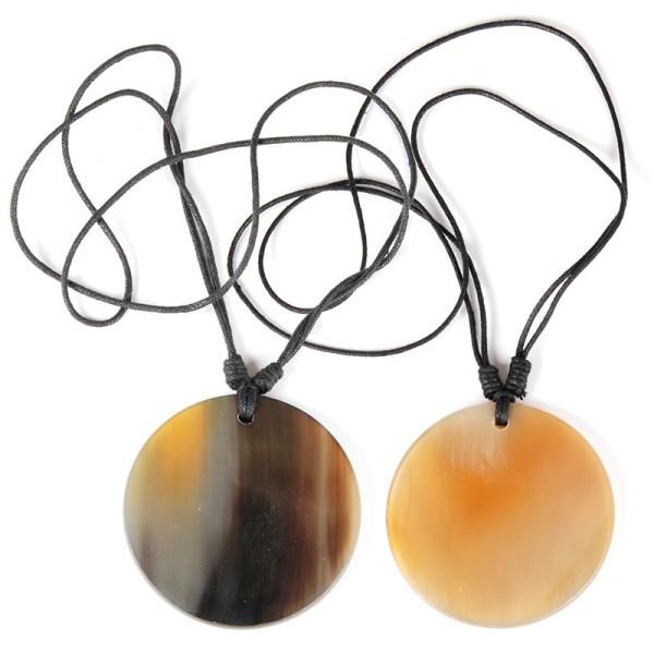 Halskette NATURAL, Horn