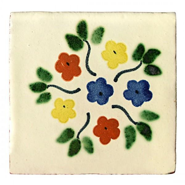 Fliese BOUQUET 10 x 10, Keramik