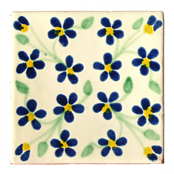 Fliese VIOLETS 10 x 10, Keramik