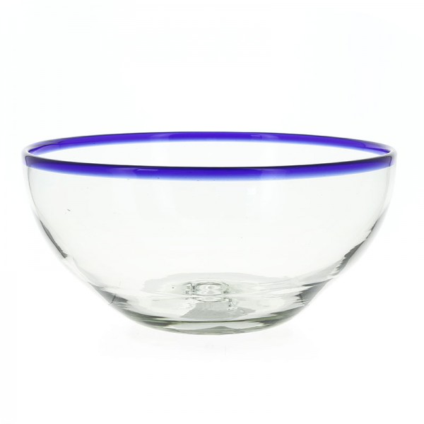 Schüssel ENSALADA AZUL, Glas
