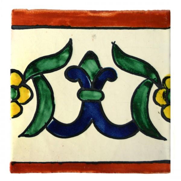Fliese LILIA BLANCA 10 x 10, Keramik
