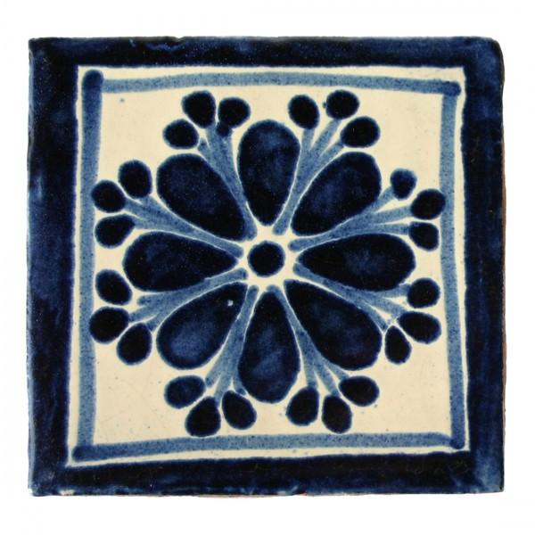 Fliese AMAPOLA PLUMA 10 x 10, Keramik