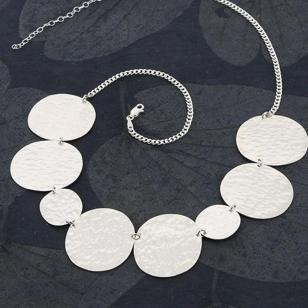 Halskette MAYTA, 950er Silber