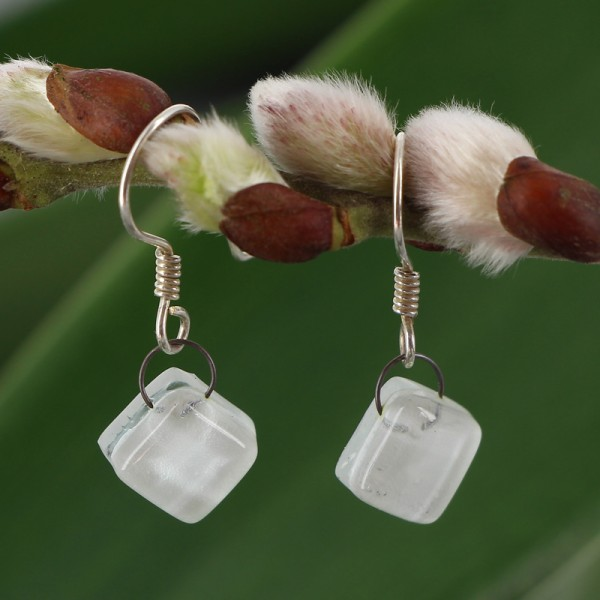 Ohrhänger GIOIA, Glas