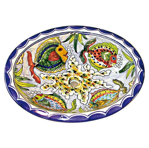 Waschbecken AQUARIUM, Keramik