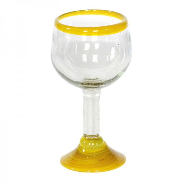 Weinglas COPA AMARILLA