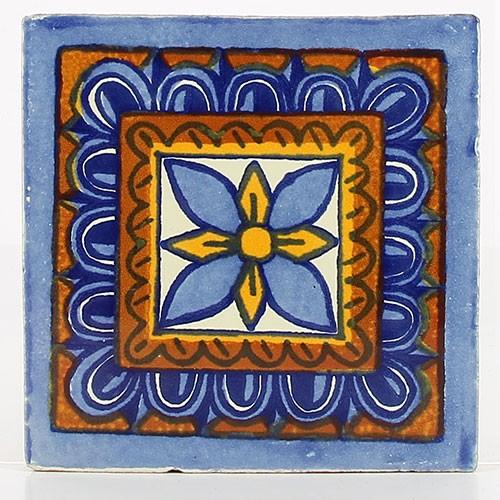 Fliese ROSA DE LOS VIENTOS 10 x 10, Keramik
