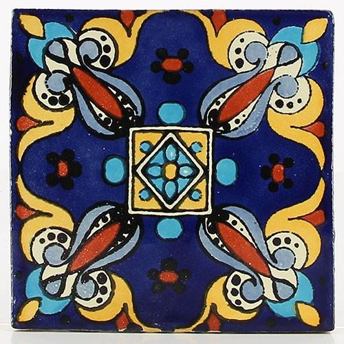 Fliese ARELY AZUL 10 x 10, Keramik