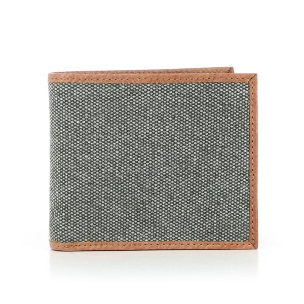 Geldbörse ELIN, Canvas/ Leder