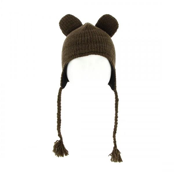 Mütze MAUS, Wolle