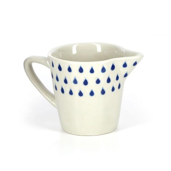 Milchkännchen DROPS, Keramik