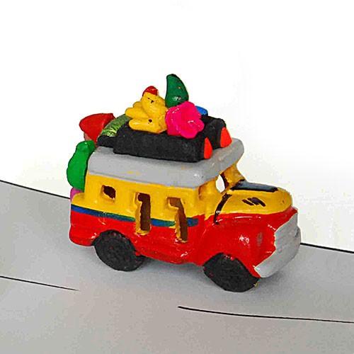 Auto CHIVA, Keramik