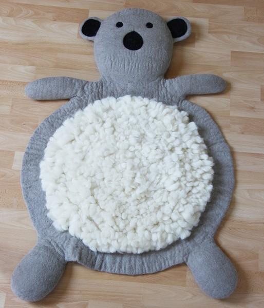 Teppich KOALA, Filz