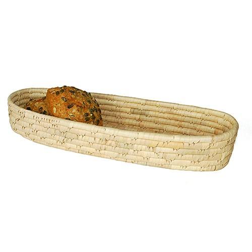 Korb BAGUETTE, Palmblatt