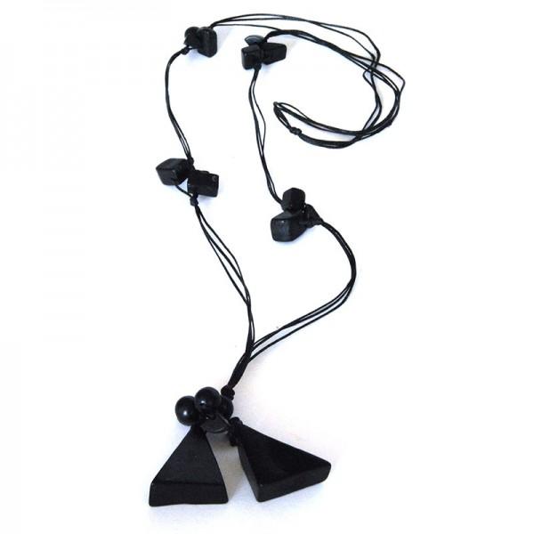 Halskette CLIC CLAC, Tagua