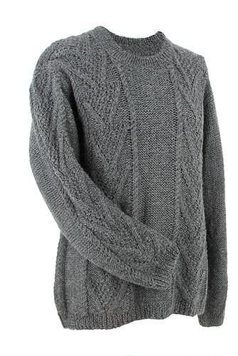 Unisexpullover TONI, Wolle