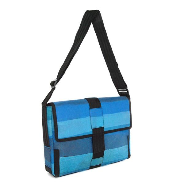 Collegebag SEASIDE, Recyclingmaterial