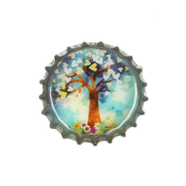 Magnet TREE, Kronkorken