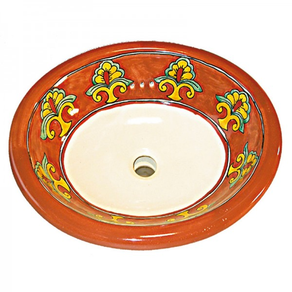 Waschbecken SARAH, Keramik
