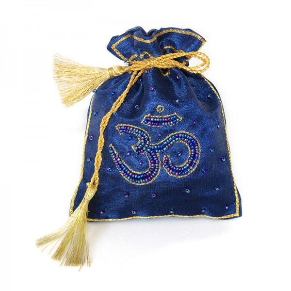 Geschenksäckchen OM, Organza