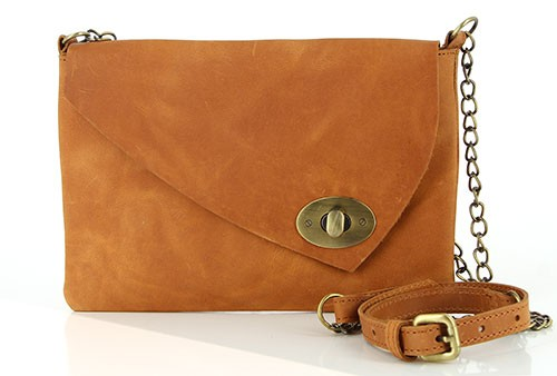 Envelope Bag MONA, Ökoleder