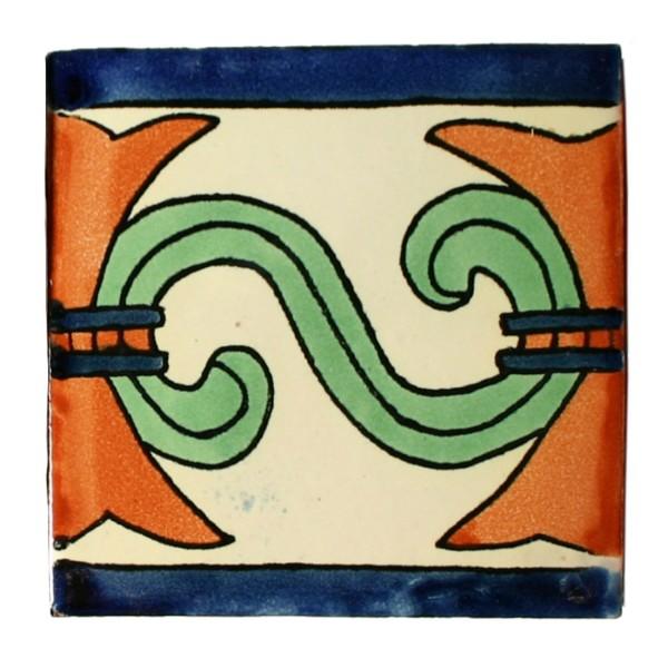 Fliese CORINTO 10 x 10, Keramik